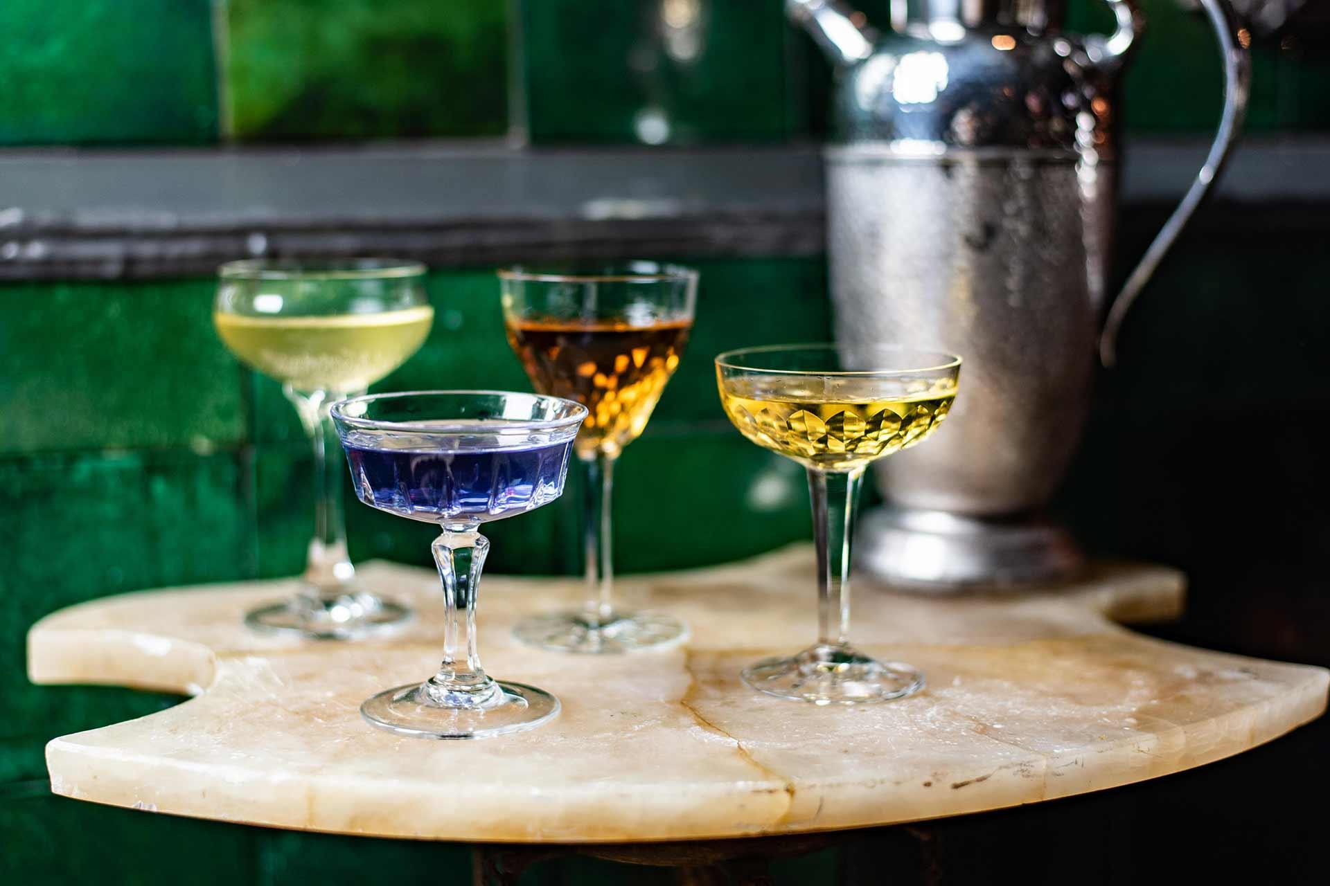 cocktail catering op locatie